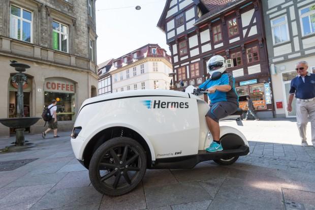 Hermes EWII TRIPL (Bild: Hermes)