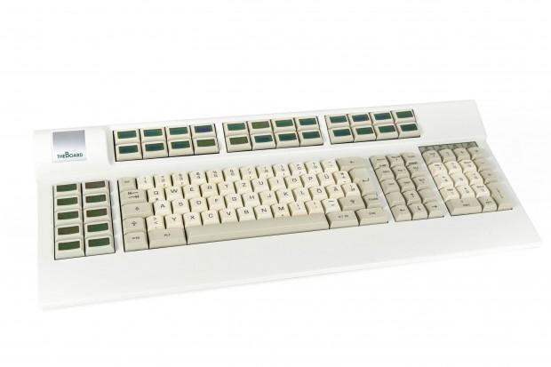 Das LC Board MF2.34 von Hohe Elektronik stammt aus den 1980er Jahren. (Bild: Martin Wolf/Golem.de)