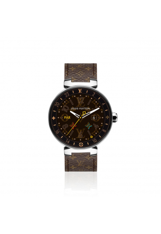Die Smartwatch Tambour Horizon von Louis Vuitton (Bild: Louis Vuitton)