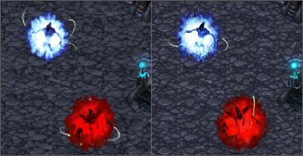 Protoss, Archon (Screenshot: Blizzard)