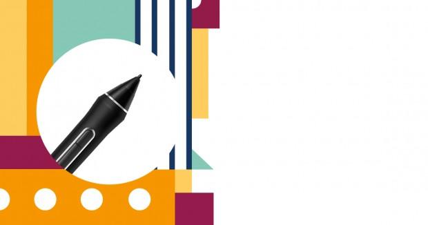 Der Wacom Pro Pen 2 ist wieder mit dabei. (Bild: Wacom)