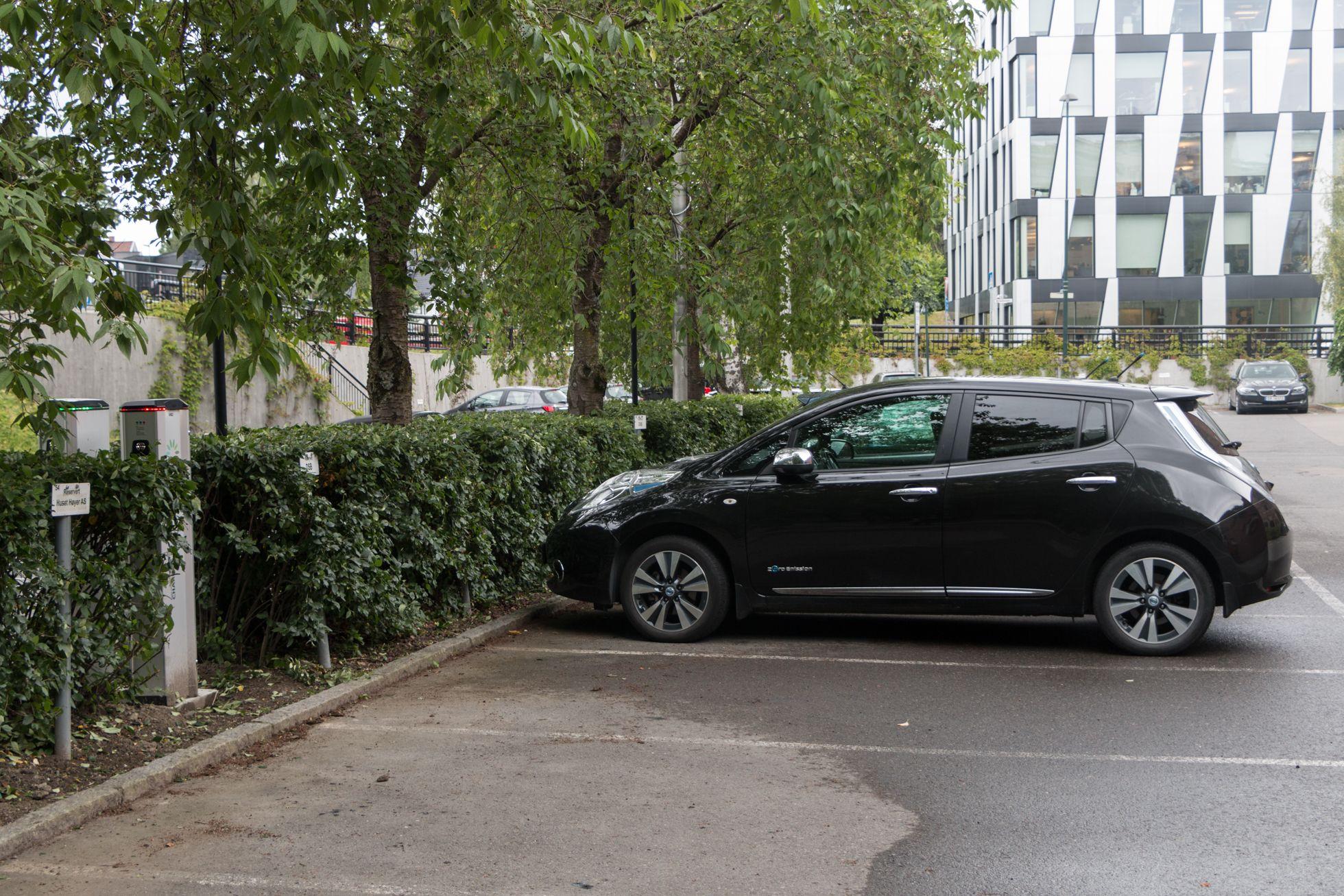Elektromobilität: Staatliche Finanzhilfen elektrisieren Norwegen -