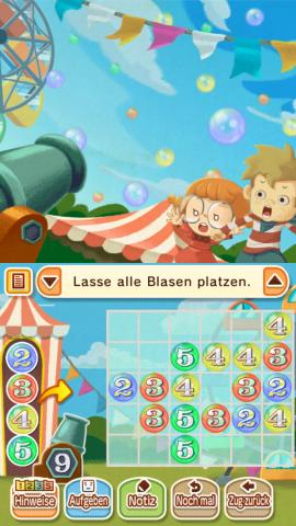 Die interaktiven Rätsel sind die besten. (Screenshot: Michael Wieczorek / Golem.de)