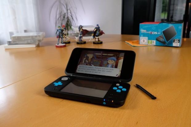 Der New Nintendo 2DS XL (Foto: Michael Wieczorek/Golem.de)