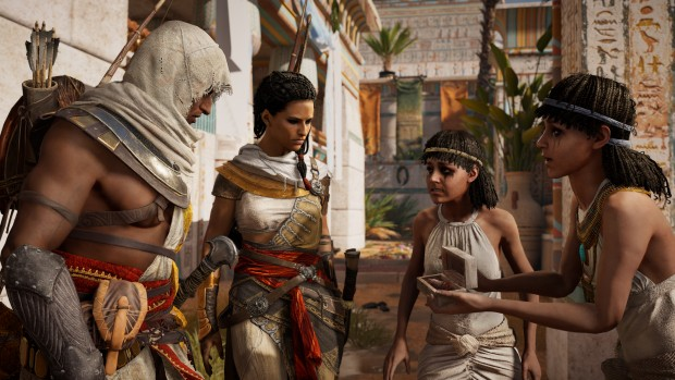Assassin's Creed Origins (Bild: Ubisoft)