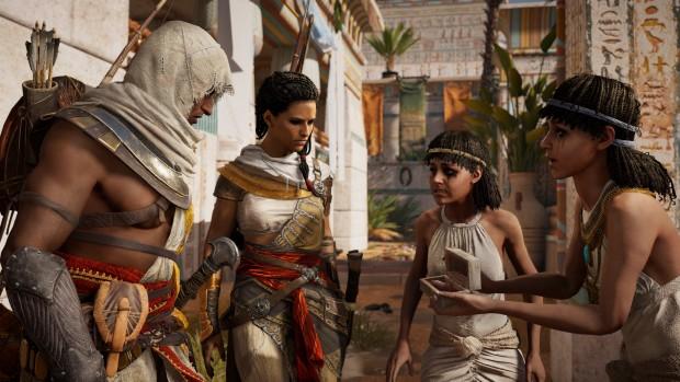Assassin's Creed Origins (Bild: Ubisoft)