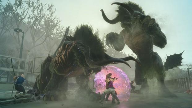 Der Multiplayermodus von Final Fantasy 15. (Bild: Square Enix)