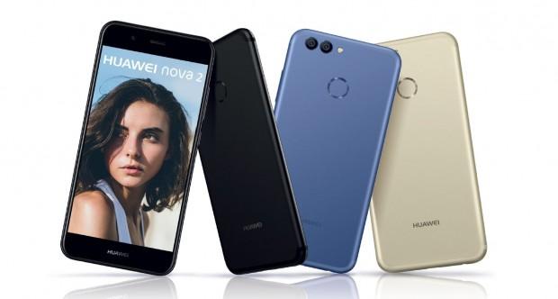 Das Nova 2 von Huawei (Bild: Huawei)