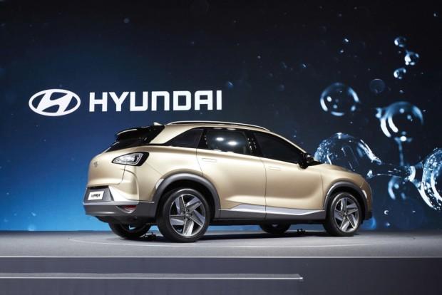Brennstoffzellen-SUV von Hyundai (Bild: Hyundai)