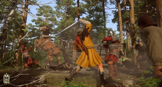 Kingdom Come Deliverance (Bild: Warhorse Studios)