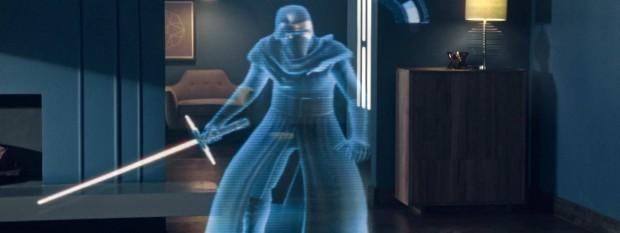 Lichtschwert Duell (Bild: Lenovo)