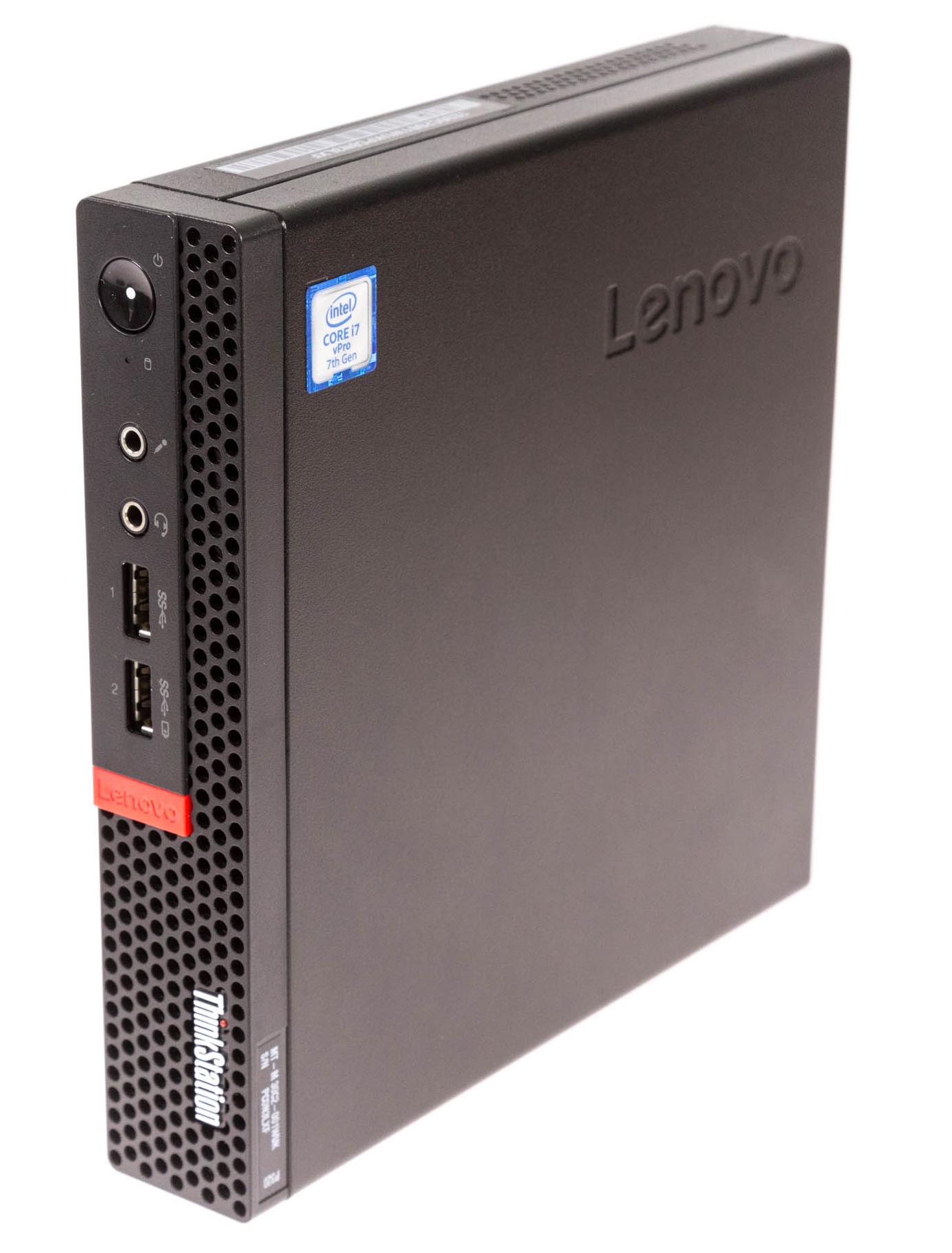 Lenovo Thinkstation P320 Tiny im Test: Viel Leistung in der Zigarrenschachtel -