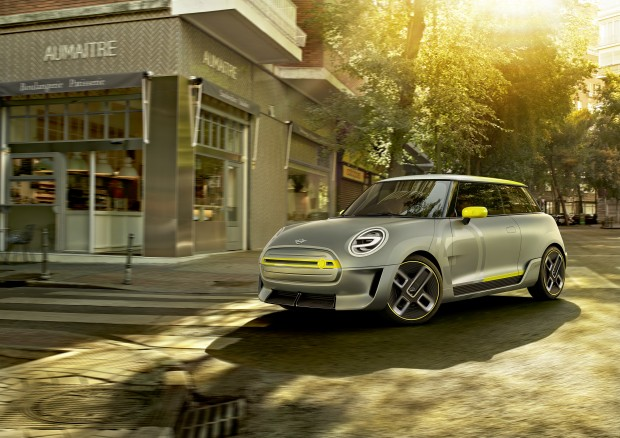 Mini Electric Concept (Bild BMW)