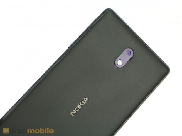 Das Nokia 3 hat eine 8-Megapixel-Kamera. (Bild: Areamobile)