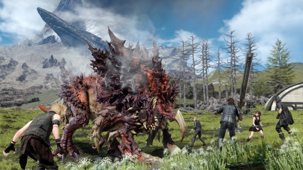 PC-Version von Final Fantasy 15 (Bild: Square Enix)