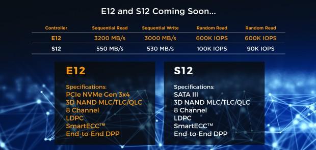 E12 und S12 (Bild: Phison)