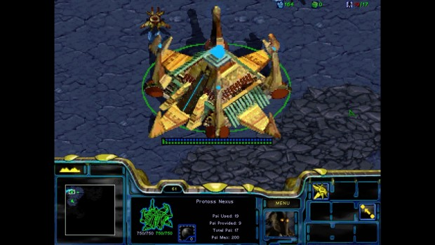 Starcraft (Screenshot: Michael Wieczorek/Golem.de)