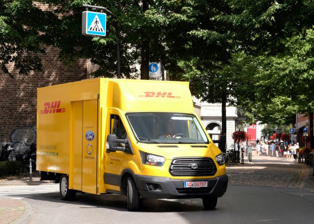 StreetScooter Work XL (Bild: Deutsche Post)