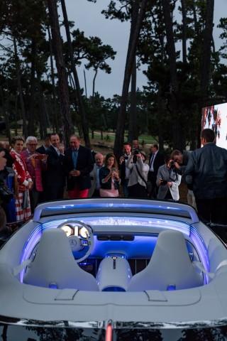 Vision Mercedes-Maybach 6 (Bild: Daimler)