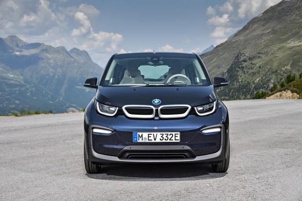 BMW i3 2018 (Bild: BMW)