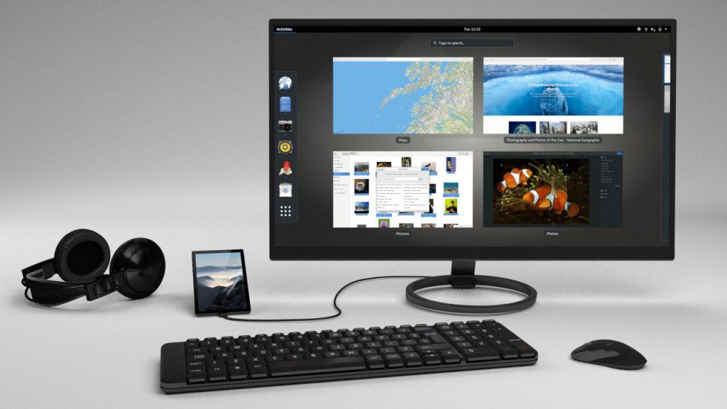 Librem 5: Das freie Linux-Smartphone ist finanziert -