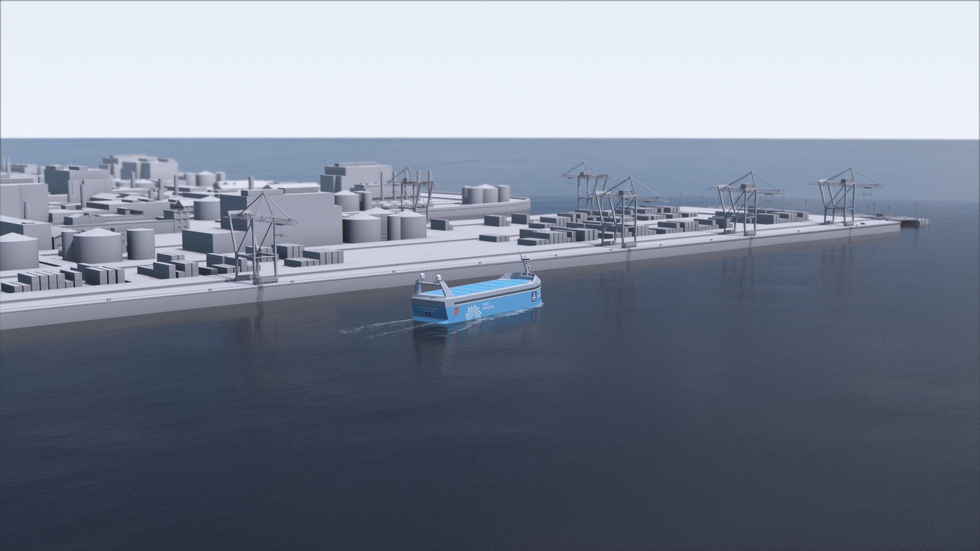 Schifffahrt: Yara Birkeland wird der erste autonome E-Frachter -