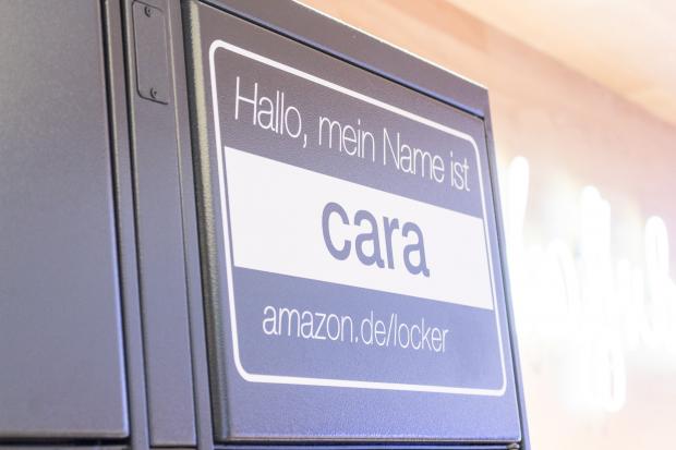 Jeder Locker hat einen eigenen Namen. (Bild: Martin Wolf/Golem.de)