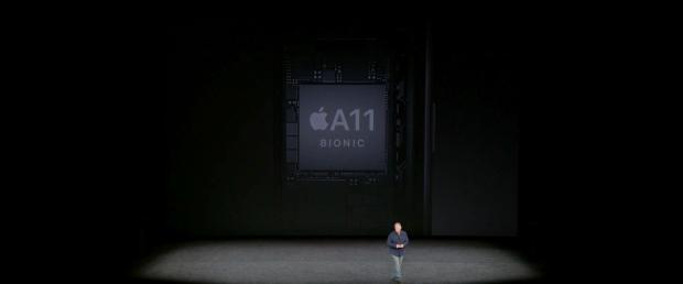 A11 Bionic (Bild: Apple)
