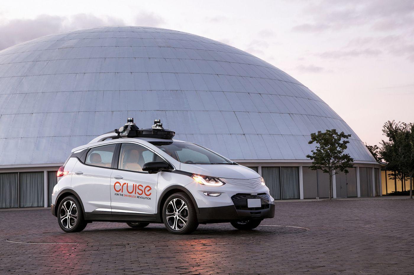 "Cruise Automation: GM-Tochter präsentiert ""erstes autonomes Serienauto"" - Cruise Automation will ein serienreifes autonomes Auto entwickelt haben. (Bild: Cruise Automation)"