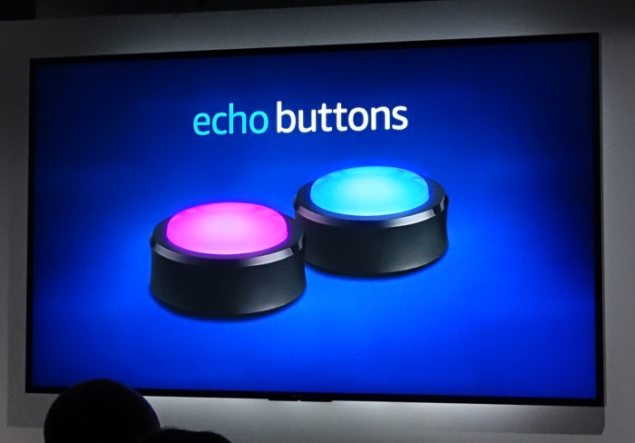 Echo Buttons (Bild: Ingo Pakalski/Golem.de)