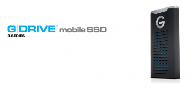 G-Drive Mobile SSD R-Series (Bild: G-Technology)
