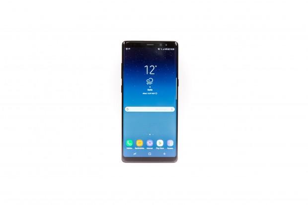 Das Galaxy Note 8 von Samsung hat ein 6,3 Zoll großes Display. (Bild: Martin Wolf/Golem.de)