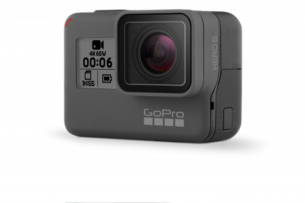 Gopro Hero 6 Black (Bild: Gopro)