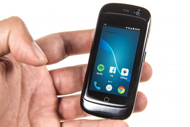 Auf dem Jelly läuft Android 7. (Bild: Martin Wolf/Golem.de)