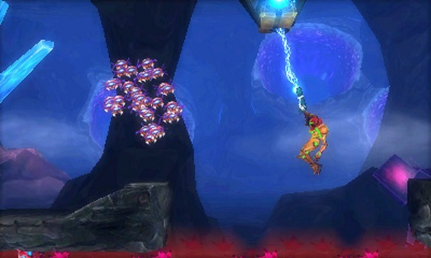 Metroid: Samus Returns (Screenshot: Nintendo)