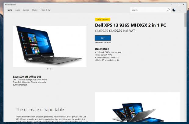 Der neue Microsoft Store (Bild: Mehedi Hassan/Mspoweruser