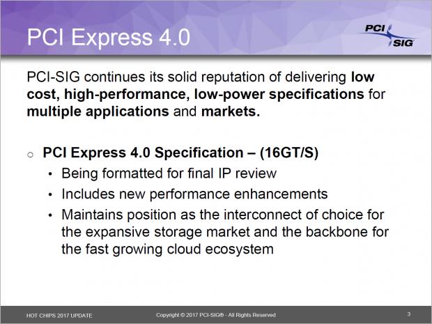 PCIe 4.0 (Bild: PCI-Sig)