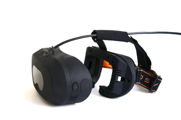 OSVR-Headset (Bild: Sensics)