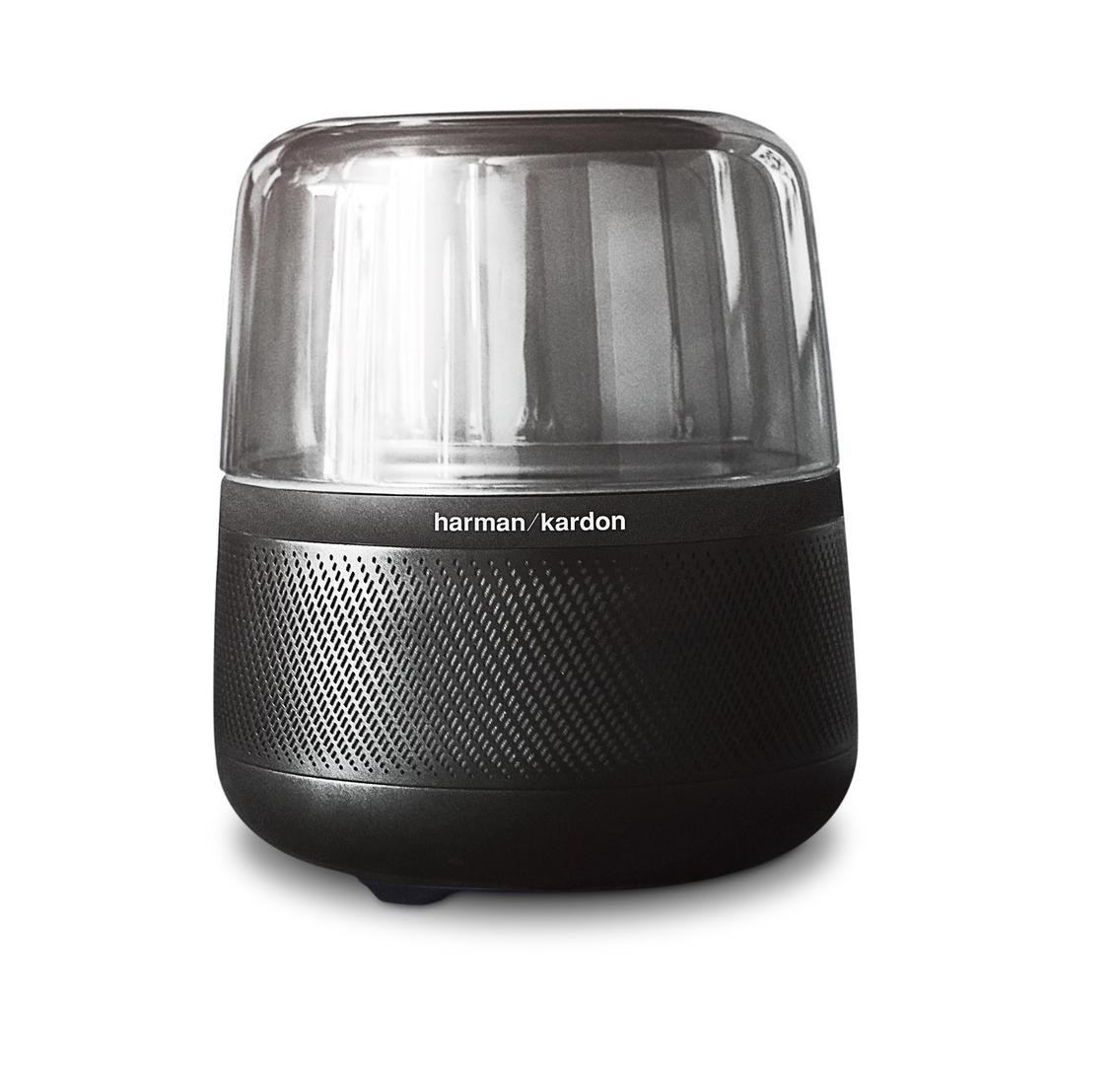 Alexa und Google Assistant: Der Wettkampf smarter Lautsprecher verändert sich - Allure (Bild: Harman Kardon)