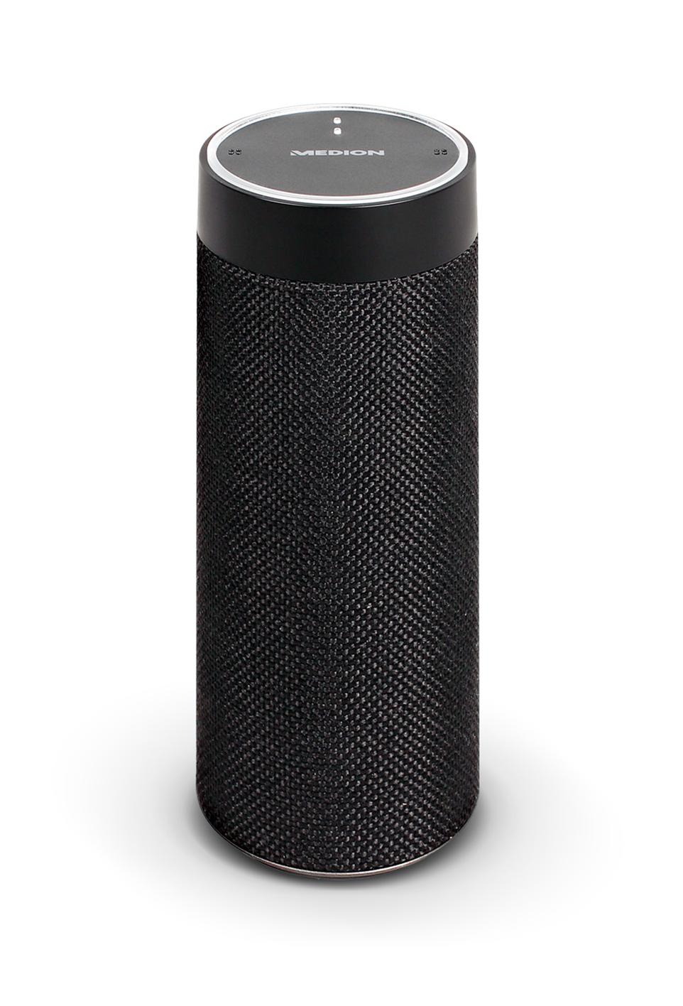 Alexa und Google Assistant: Der Wettkampf smarter Lautsprecher verändert sich - P6110 (Bild: Medion)