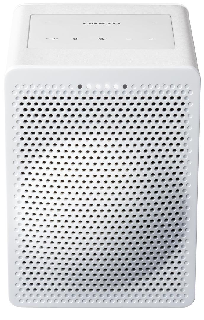 Alexa und Google Assistant: Der Wettkampf smarter Lautsprecher verändert sich - G3 (Bild: Onkyo)