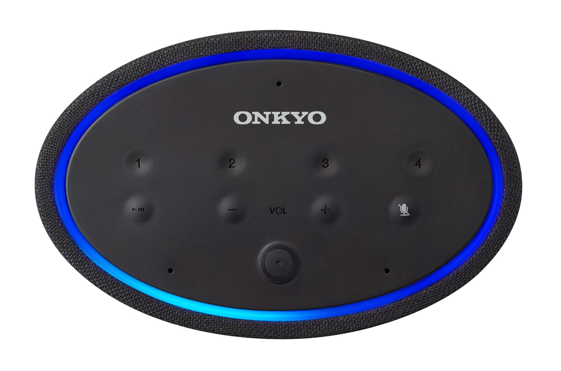 Alexa und Google Assistant: Der Wettkampf smarter Lautsprecher verändert sich - P3 (Bild: Onkyo)