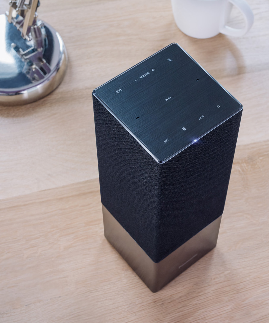 Alexa und Google Assistant: Der Wettkampf smarter Lautsprecher verändert sich - GA10 (Bild: Panasonic)