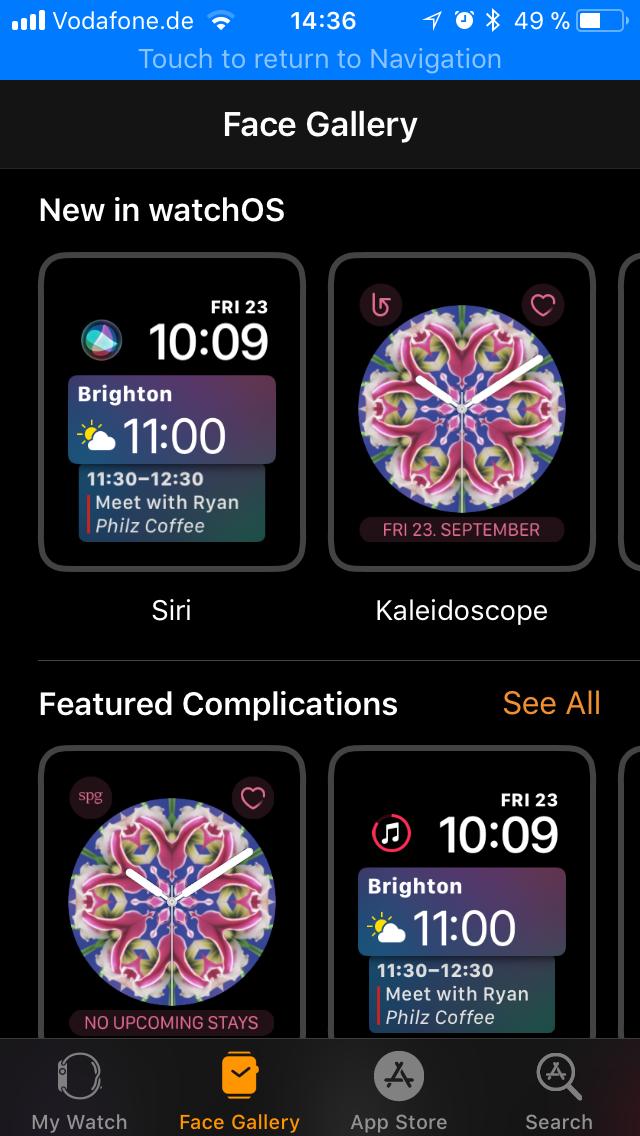 WatchOS 4.0 im Test: Apples praktische Taschenlampe mit autarkem Musikplayer -