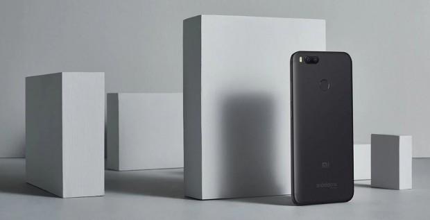 Das Mi A1 von Xiaomi (Screenshot: Golem.de)