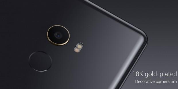 Das neue Mi Mix 2 von Xiaomi (Bild: Xiaomi)
