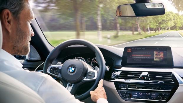 BMW integriert Alexa. (Bild: BMW)