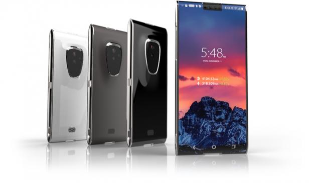 Sirin Labs will ein Blockchain-Smartphone finanzieren (Bild: Sirin Labs)