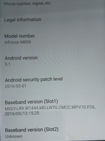 Die Android-Version ist hoffnungslos veraltet. (Bild: Hauke Gierow, Golem.de)