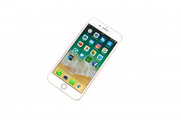 Das iPhone 8 Plus von Apple (Bild: Martin Wolf/Golem.de)